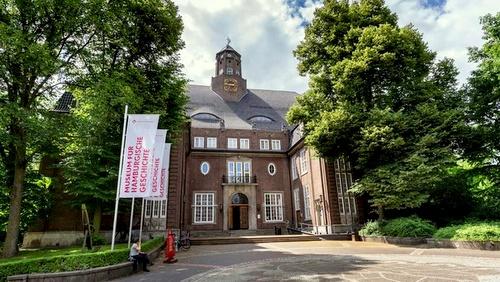 Museum für Hamburgische Geschichte Hampuri Saksa.