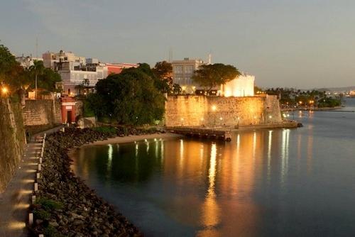 San Juan Puerto Rico.