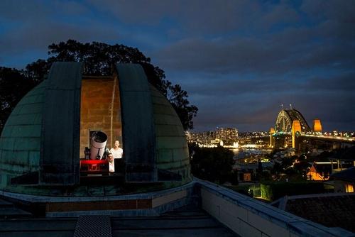 Sydney Observatory Australia.