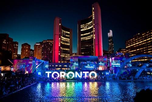 Toronto Ontario Kanada.