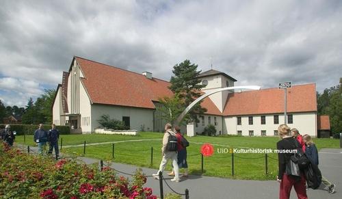 Vikingskiphuset - Viikinkilaivamuseo Oslo Norja.