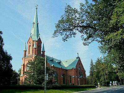 Aleksanterin kirkko Tampere