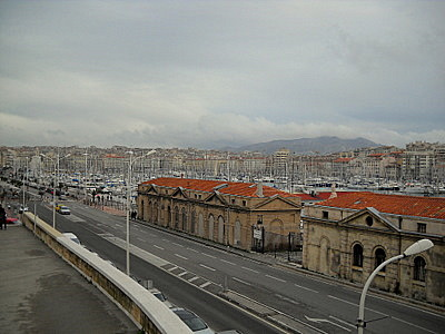 Anciennes douanes Marseille France