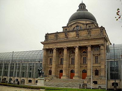Bayerische Staatskanzlei Munich Germany