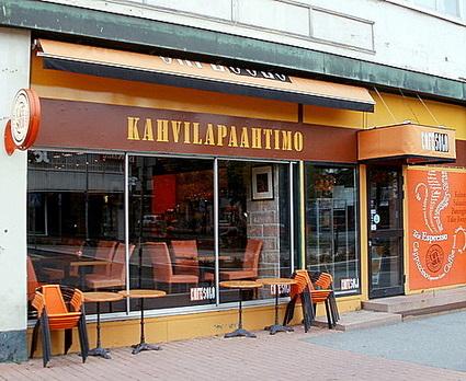 Cafe Solo Pori