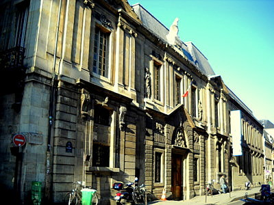 Carnavalet Museum in Paris