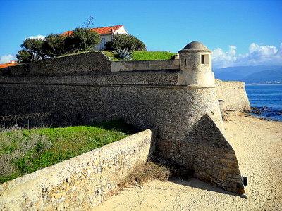 Castel d'Ajaccio France