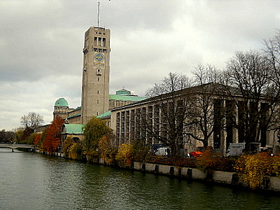 Deutsches Museum Munich Germany