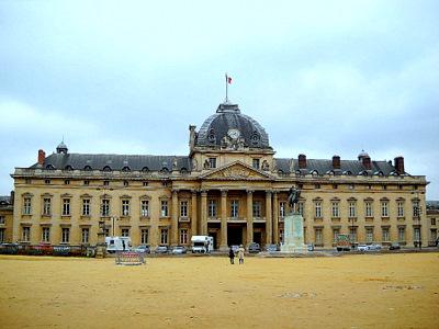 Ecole Militaire Paris France