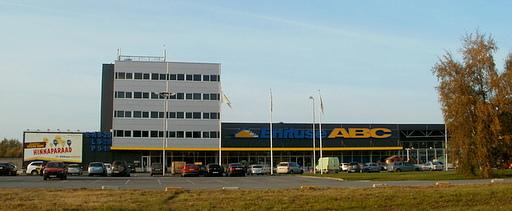 Ehituse ABC rautakauppa Tallinna