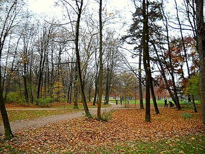 Englischer Garten Munich Germany