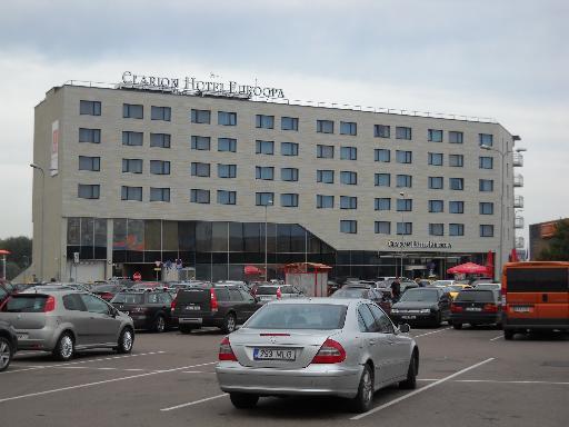 Euroopa hotelli Tallinna