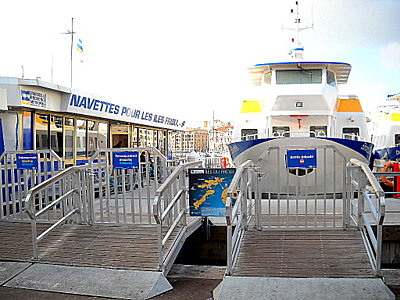 Ferries to Chateau d'If Marseille