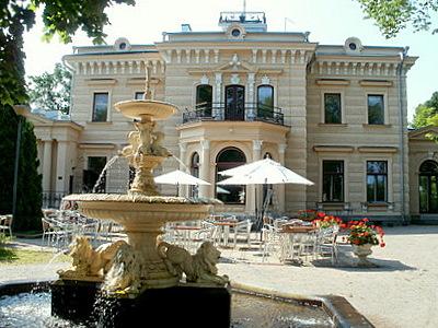 Finlaysonin palatsi ravintola Tampere
