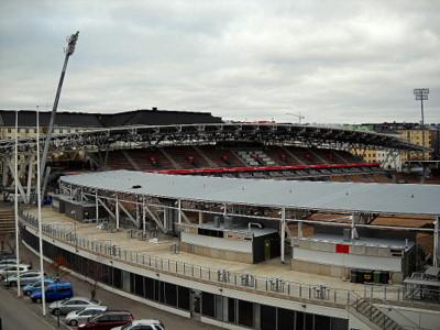 Finnair stadion Helsinki