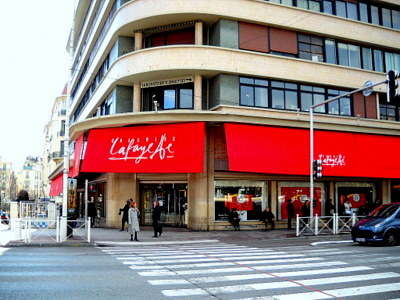 Galeries Lafayette Toulon