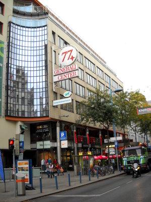 Generali Center Mariahilferstrasse Vienna Austria
