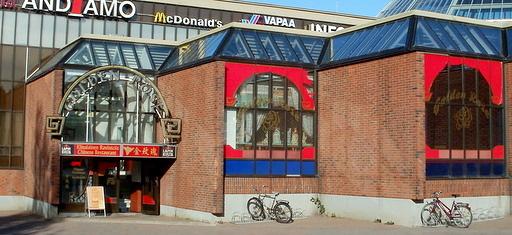 Golden Rose kiinalainen ravintola Tampere
