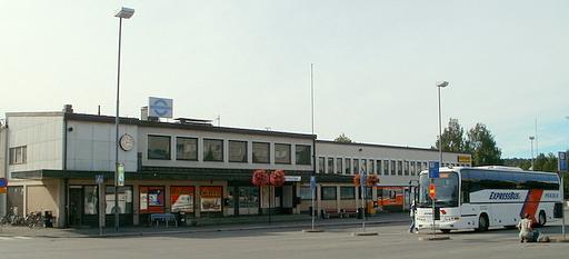 Hämeenlinna linja-autoasema