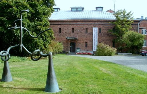 Hämeenlinnan taidemuseo Lohrmann rakennus