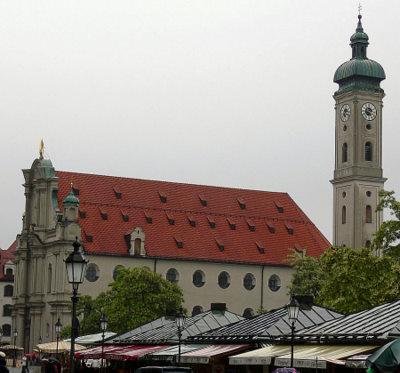 Heilig Geist Kirche Munich Germany