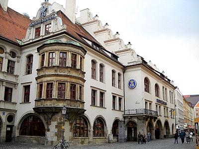 Hofbrauhaus Munich Germany