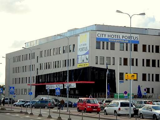 Hotelli Portus Tallinna
