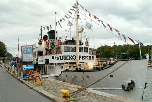 Höyrylaiva Ukkopekka Turku