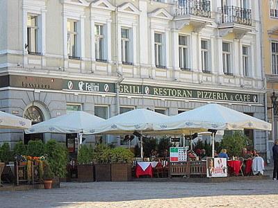 Italialainen ravintola Fellini Tallinna
