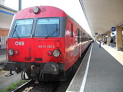 Itävallan rautatiet