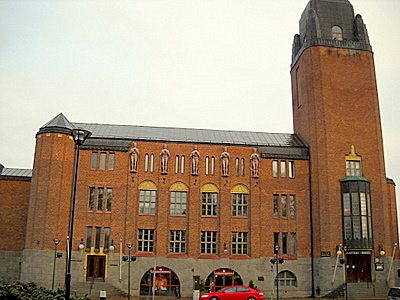 Joensuun kaupungintalo