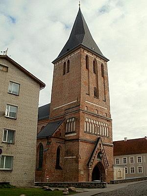 Johanneksen kirkko Tartto