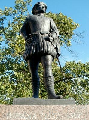 Juhana Herttua patsas Pori