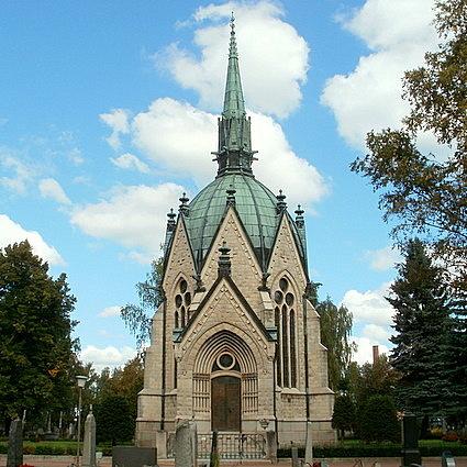 Juseliuksen mausoleumi Pori