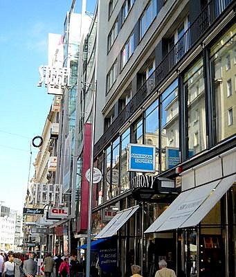 Kaufhaus Steffl Vienna Austria