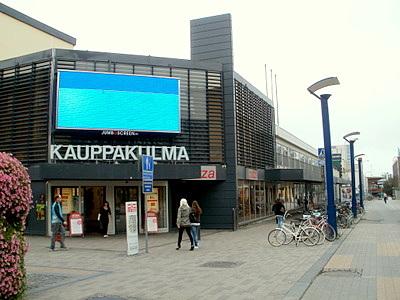 Kauppakulma Jyväskylä