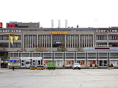 Kauppatori Carelicum Joensuu