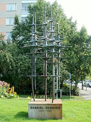 Korpikuuset taideteos Tampere taidemuseo