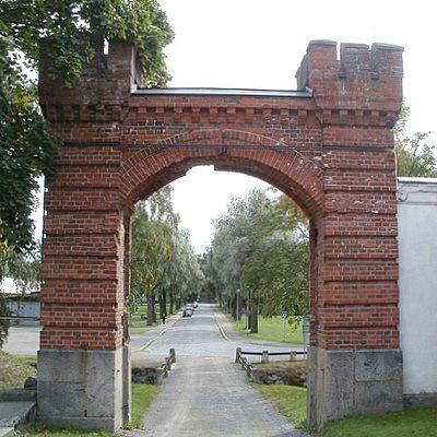 Kustaa III katu Hämeen linna