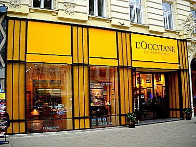 L'Occitane Mariahilferstrasse Vienna Austria