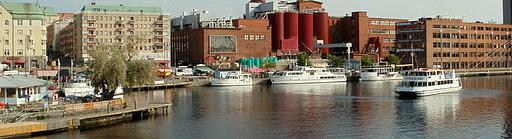 Laukontorin laituri Tampere