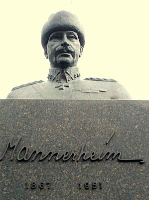 Mannerheim patsas Turku