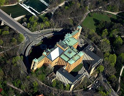 Maximilianeum Munich Germany