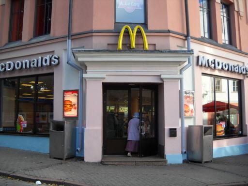 McDonalds Tallinna