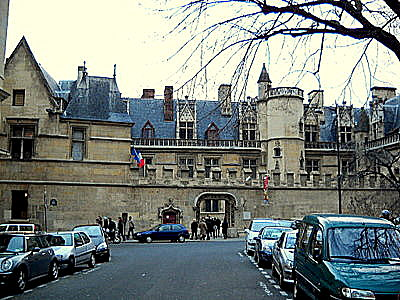 Musee de Cluny Paris France