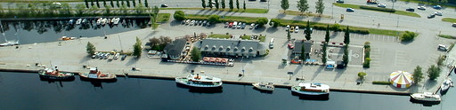 Mustalahden satama Tampere