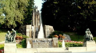 Näsinpuiston suihkulähde