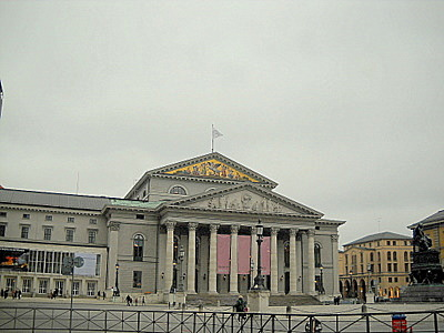 Nationaltheater Munich Germany