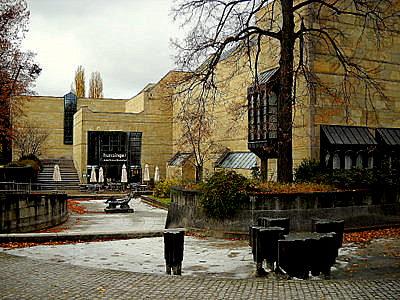 Neue Pinakothek Munich Germany