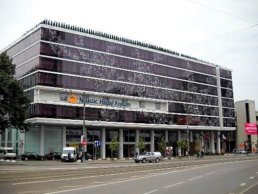 Nordic Forum hotelli Tallinna